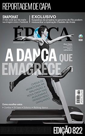 Capa - Edição 822 (home) (Foto: ÉPOCA)