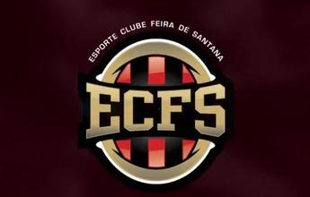 Campeão Baiano de 2011 troca de nome e vira E.C. Feira de Santana