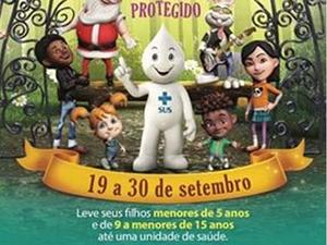 Campanha Nacional de Multivacinação começa nesta segunda-feira (19) e segue até o dia 30 (Foto: Divulgação/PMVR)