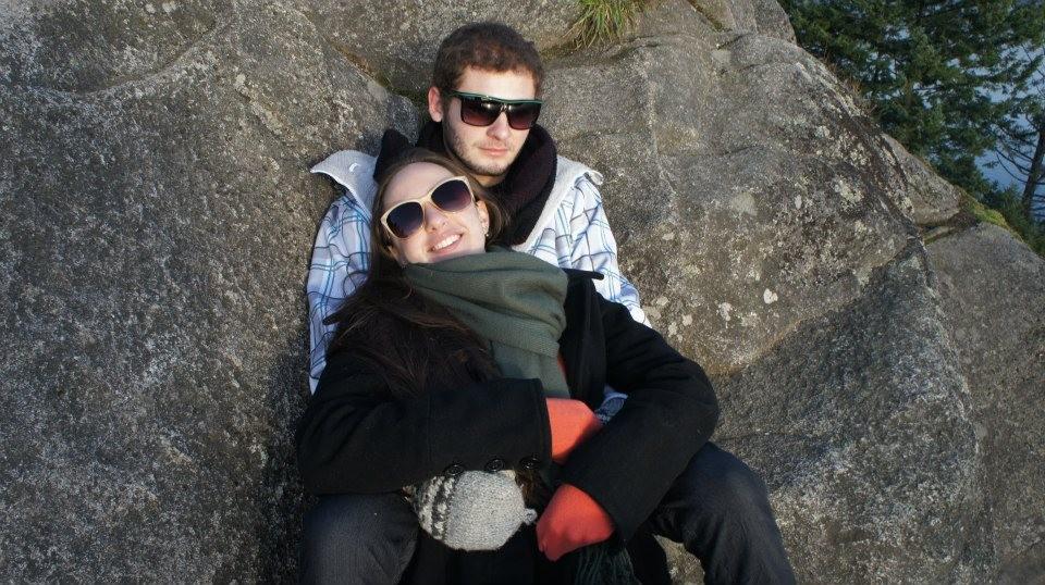 Casal se reencontrou em São Paulo duas vezes e deve se ver novamente no Rock in Rio, em setembro (Foto: Arquivo Pessoal)