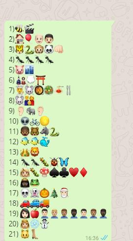 Brincadeira para whatsapp (Foto: Editora Globo)