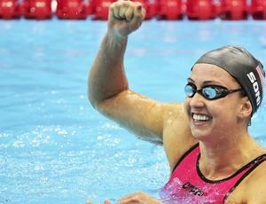 Nadadora Rebecca Soni (Foto: Agência EFE)
