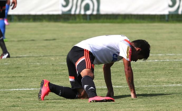 Eduardo da Silva, Flamengo x Red Bull (Foto: Gilvan de Souza / Flamengo)
