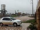 Internauta reclama de avenida alagada em bairro na Zona Norte de Macapá