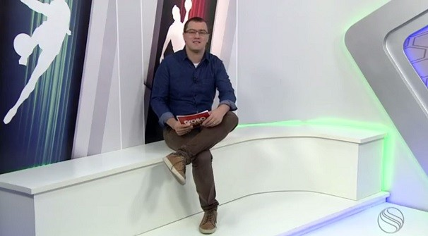 Thiago Barbosa traz os destaques esportivos desta sexta-feira, 10 (Foto: Divulgação/TV Sergipe)