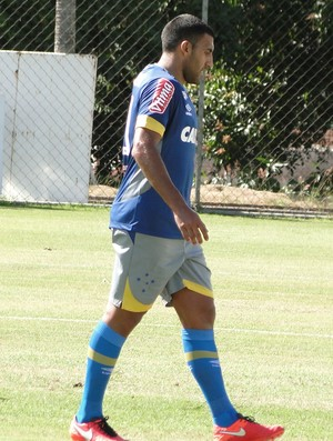 Ramon Ábila, atacante do Cruzeiro (Foto: Marco Antônio Astoni)
