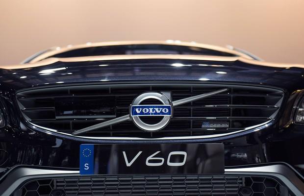 Logo Volvo (Foto: Reprodução/Facebook)