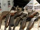 Polícia diz que criança participou de furto de armas em delegacia de MG
