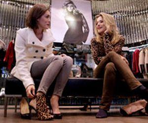 Isabelle Drummond 'pira' nas compras em Nova York