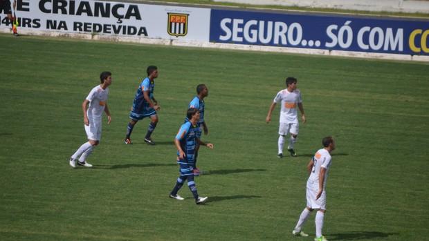 Santos vence o São Mateus pela Copa São Paulo (Foto: Murilo Borges / Globoesporte.com)