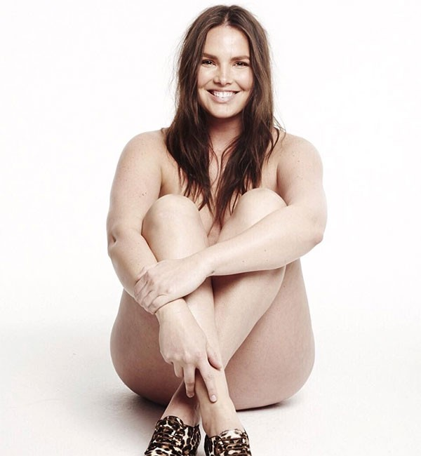 Candice Huffine é modelo e ativista (Foto: Divulgação)