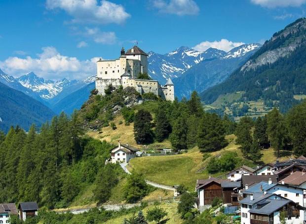 Suíça (Foto: Reprodção/BBC)