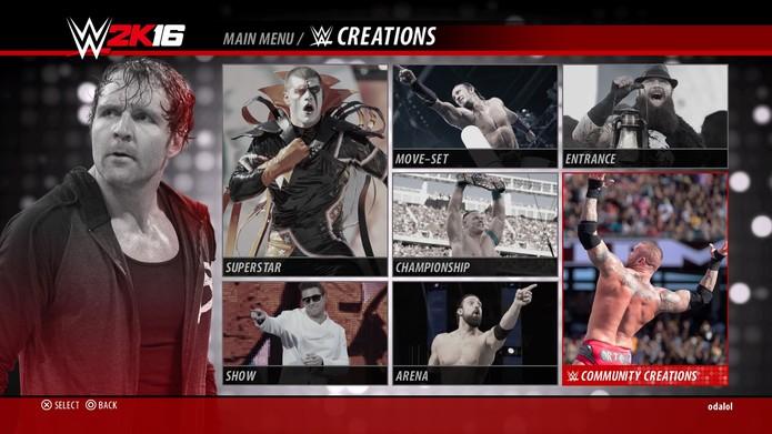WWE 2K16_20160410132129 (Foto: WWE 2K16_20160410132129)