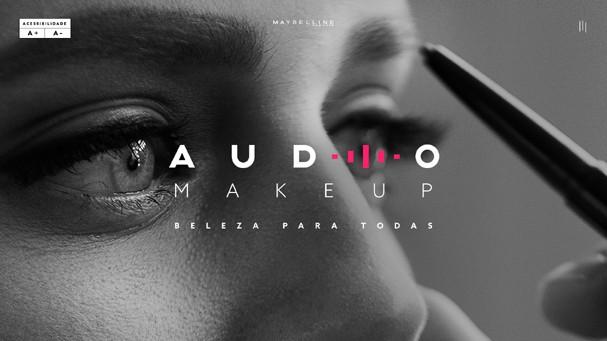 Áudio Makeup: primeiro curso de automaquiagem para deficientes visuais (Foto: Divulgação)