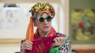 Seu Peru avisa que vai começar a Olimpíada LGBT