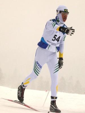 Thomas Moraes está próximo da Paralimpíada de Inverno (Foto: Divulgação/CBDN)