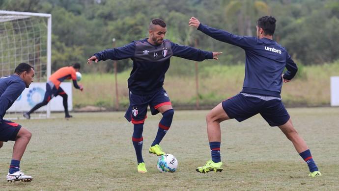Joinville treinamento (Foto: João Lucas Cardoso/JEC)