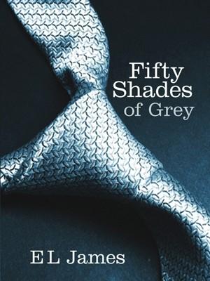 Capa de 'Fifty shades of grey' (Foto: Reprodução)