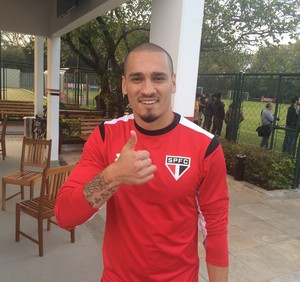 Maicon São Paulo (Foto: Marcelo Hazan)