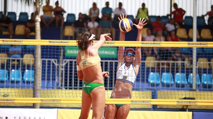 Vôlei de praia, Circuito Brasileiro Open, etapa de Bauru (Foto: Divulgação / CBV)