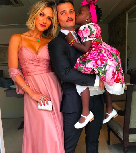 Família reunida (Foto: Instagram)