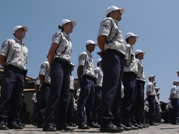 Câmara aprova criação de Guarda Municipal na Serra, Espírito Santo (Foto: Gildo Loyola/ A Gazeta - 27/09/ 2004)