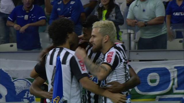 850f972878 Cruzeiro x Santos - Campeonato Brasileiro 2017-2017 - globoesporte.com