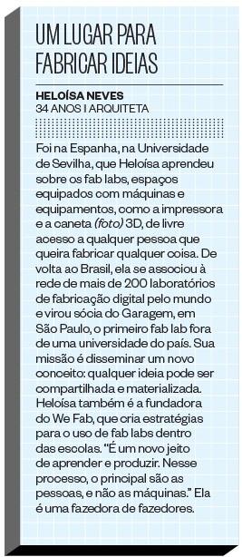 Heloísa Neves (Foto: ÉPOCA)