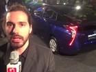 Toyota Prius da 4ª geração é apresentado Brasil