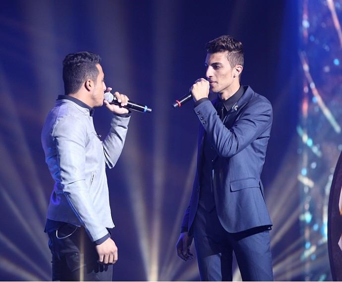 Na terceira temporada do The Voice Brasil, uma dupla sertaneja levou o prêmio (Foto: Isabella Pinheiro)