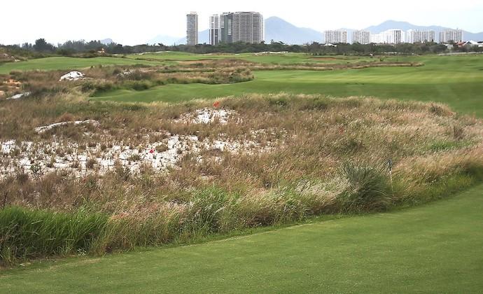 Campo de golfe olímpico outubro (Foto: Mario Tama / Getty Images)