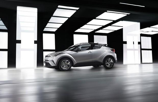Toyota C-HR (Foto: Toyota)