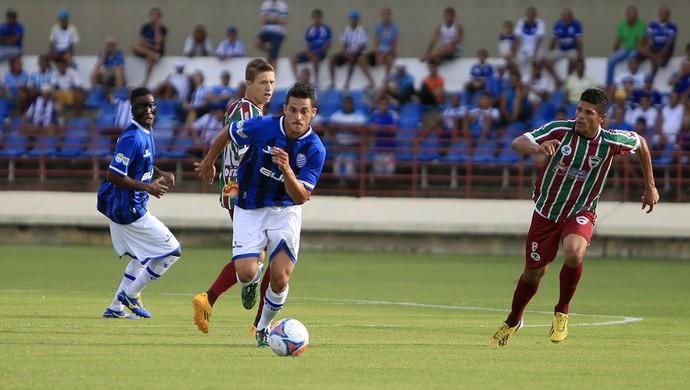CSA e CSE jogam pela segunda rodada do segundo turno do Alagoano (Foto: Ailton Cruz / Gazeta de Alagoas)
