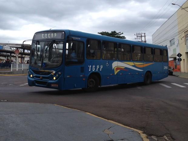 Empresa deverá elaborar um plano de negócios para estruturar a licitação do transporte coletivo (Foto: Heloise Hamada/G1)
