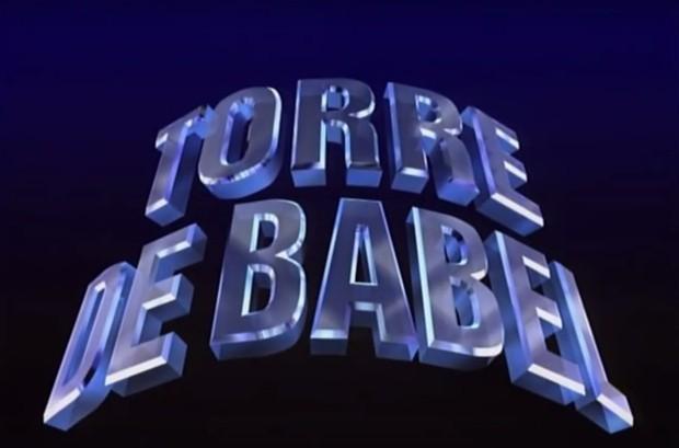 Logo da novela Torre de Babel, atualmente reprisada pelo VIVA (Foto: Reprodução/Globo)