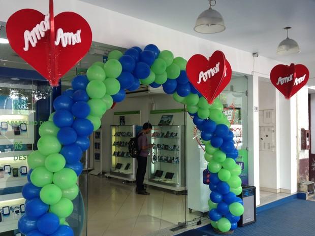G1 Comércio de Boa Vista se prepara para vendas do Dia das M u00e3es notícias em Roraima -> Decoração Dia Das Mães Em Loja