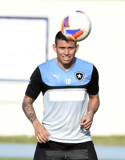 Rafael Oliveira Botafogo (Foto: André Durão)