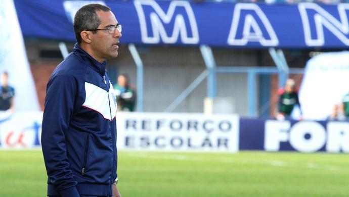 Ricardo Henry Avaí x Náutico (Foto: Jamira Furlani/Avaí FC)