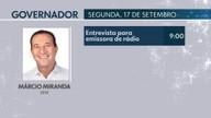 Confira a agenda de candidatos ao Governo do Pará para esta segunda-feira
