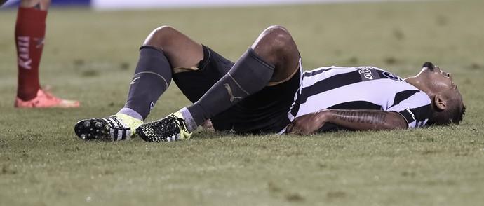 Bill sai de campo vaiado pelo Botafogo (Foto:  JORGE RODRIGUES/ELEVEN/ESTADÃO CONTEÚDO)