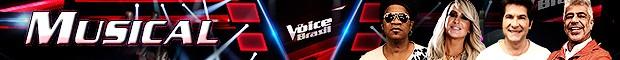 Header musical (Foto: The Voice Brasil/TV Globo)