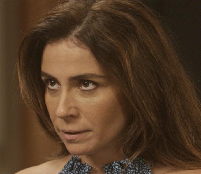 Alice termina com César (Foto: TV Globo)
