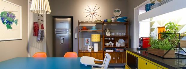 'Decora': veja as fotos do episdio 'Cozinha Moderna' (Foto: Felipe Costa)