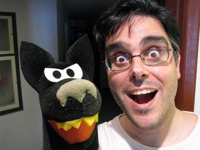 Guilherme Briggs: ator possui uma enorme gama de personagens dublados (Foto: Reprodução)
