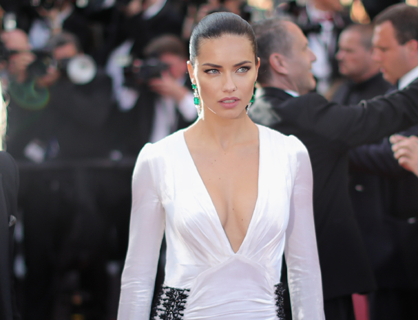 Adriana Lima (Foto:  Neilson Barnard/Getty Images)
