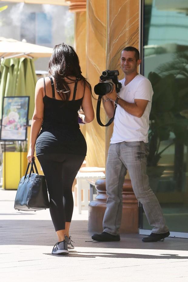 Kim Kardashian (Foto: Jack-RS-Chris-UG/X17online.com)