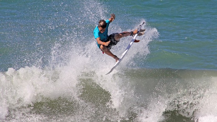 Mateus Sena - Circuito Surf Kids (Foto: Eros Sena)