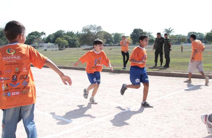 Jogos Adaptados André Vidal (Jaavas) (Foto: Lton Santos/Semcom)