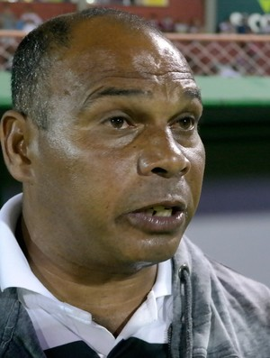 Mauro Soares, técnico do Rio Branco-ES (Foto: Richard Pinheiro/GloboEsporte.com)