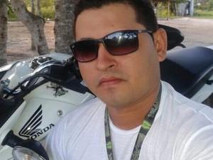 Carlos Luelinton (Foto: Arquivo pessoal)